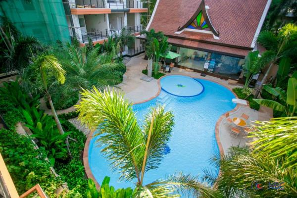 Picture Thailand-Luxury apartment for sale in Nai Harn, Phuket