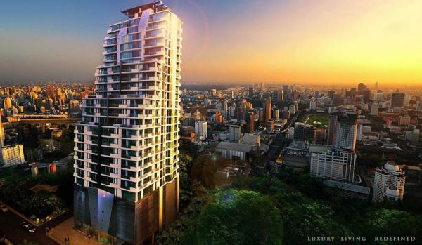 Picture Luxury 3 bedrooms condo for sale in Bangkok