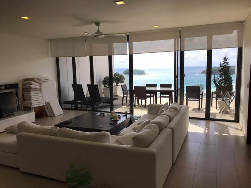 Photo Appartement de luxe 2 chambres avec vue sur l'océan à louer à Kata