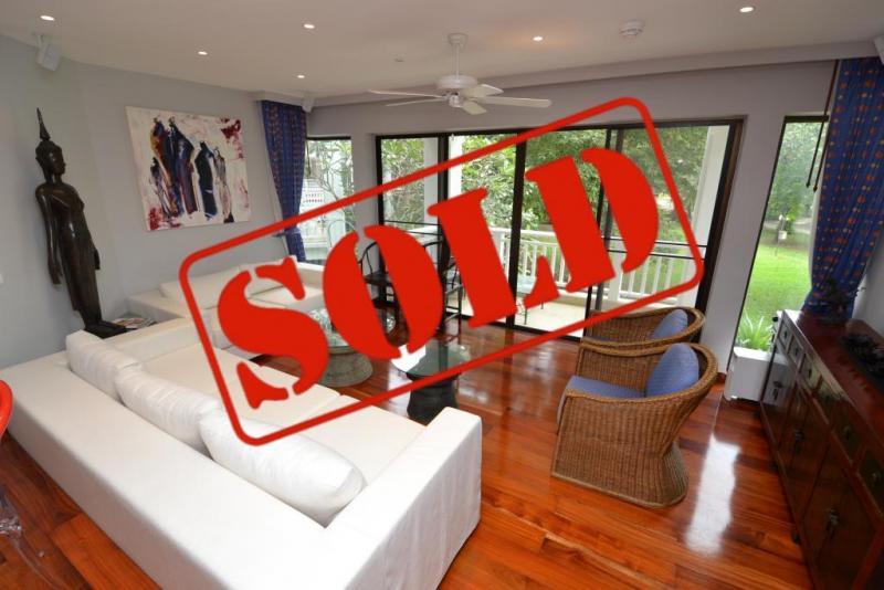 Photo Appartement avec 1 chambre à vendre dans le golf club de Laguna, Phuket