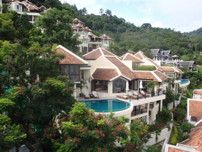 Picture Pool villa Phuket with sea view for sale in Kalim