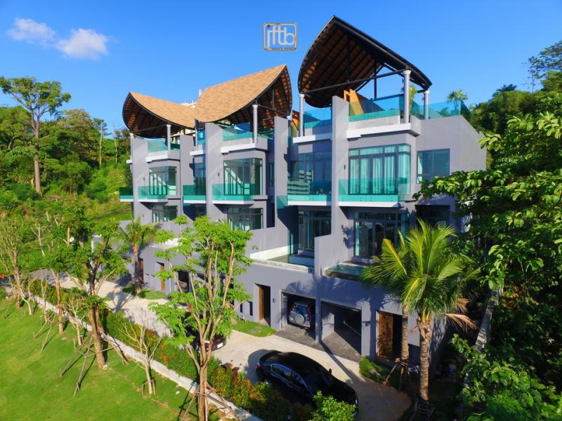Picture Luxury pool villa for sale in Patong, phuket