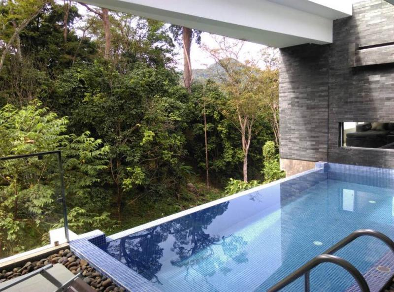 Picture Phuket- Pool villa for sale in Kamala with an unique design concept