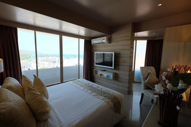Picture Sea View 2 bedroom condo for sale in Patong Beach, Phuket, Thailand