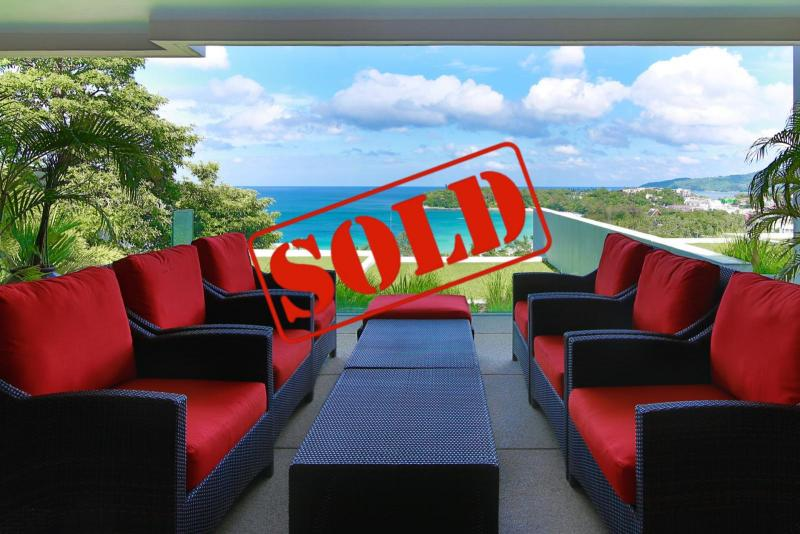 Picture Phuket Luxury Sea View 2 Bedroom Apartment for Sale in Kata, Phuket