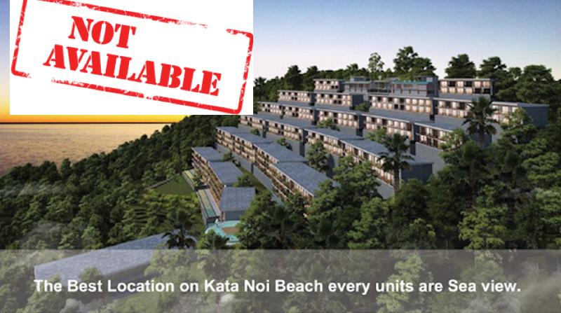 Photo Appartement de luxe avec vue mer à vendre à Kata