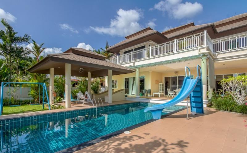Picture Luxury Property for Rent/Sale in the prestigious Laguna Phuket