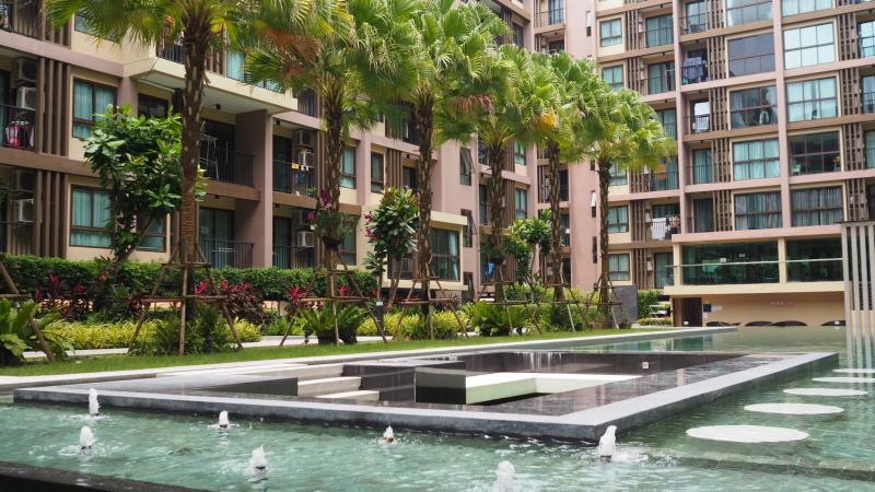 Photo Appartement moderne comprenant 1 chambre à vendre à Phuket Town