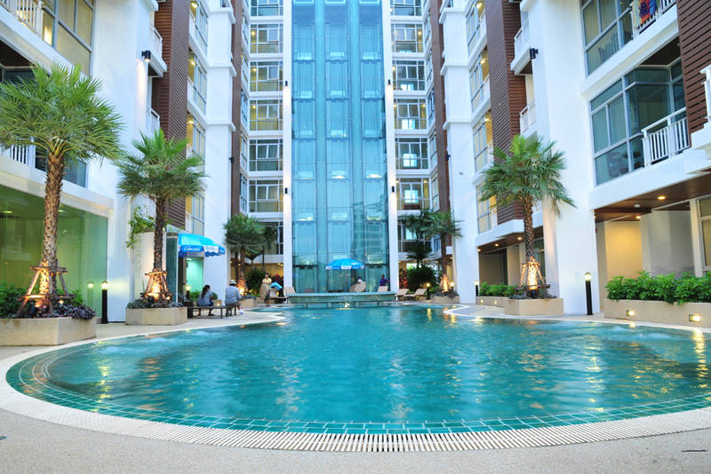 Picture Patong Modern 1 Bedroom condo to Sell at the Art Patong