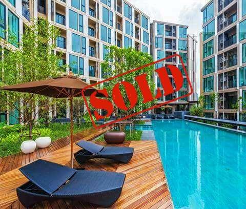 Photo Appartement 1 chambre entièrement meublé à louer ou à vendre à Phuket Town