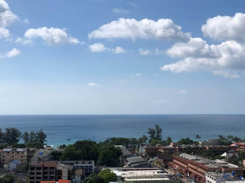 Picture Modern 2 Bedroom Apartment with Panoramic Sea View Condo For Sale in Karon, Phuket
