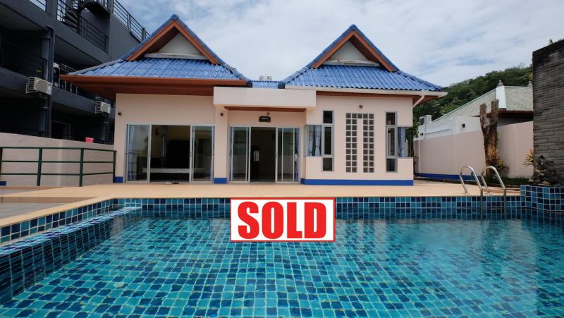 Picture 3 bedroom pool House for sale in Kathu, Phuket, Thailand