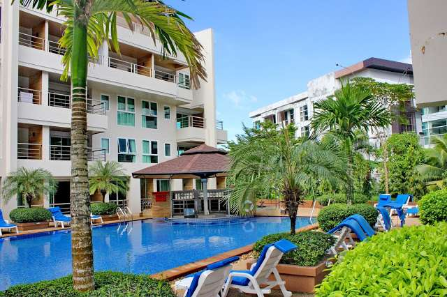 Picture Modern and Spacious 2 Bedroom Condo for Sale in Patong Beach, Phuket