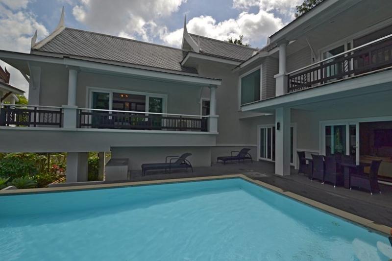 รูปภาพ 4 Bedroom Pool Villa ให้เช่าที่ Phuket Country Club - กะทู้