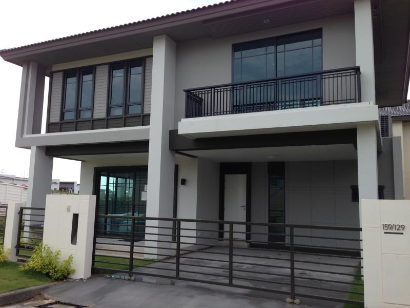 Picture Modern fully furnished villa for rent in Koh Kaew