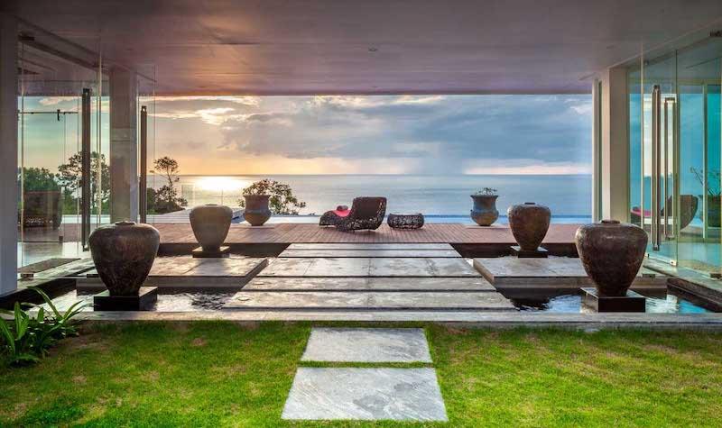 รูปภาพ บ้านในฝันพร้อมวิวทะเลแบบพาโนราม่าในกมลา