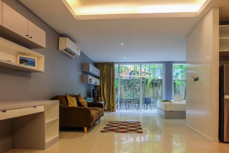 Picture Fully furnished studio for rent in Kamala