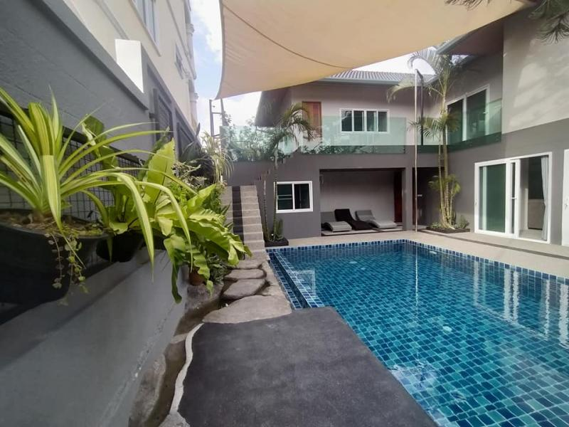 Picture Phuket new 4 bedroom pool house for sale in Rawai
