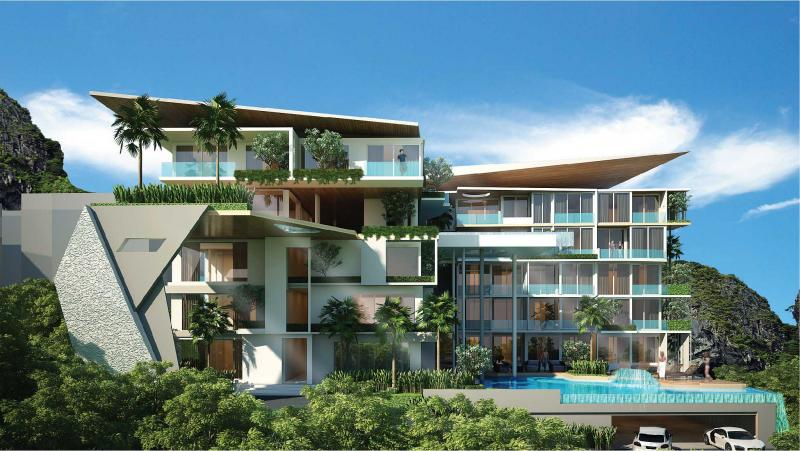 Picture Thailand-New luxury Krabi studio apartments for sale