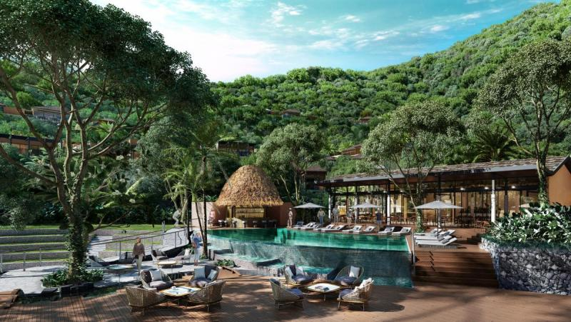 Photo Nouvelle résidence de retraite de luxe à Phuket, Thaïlande