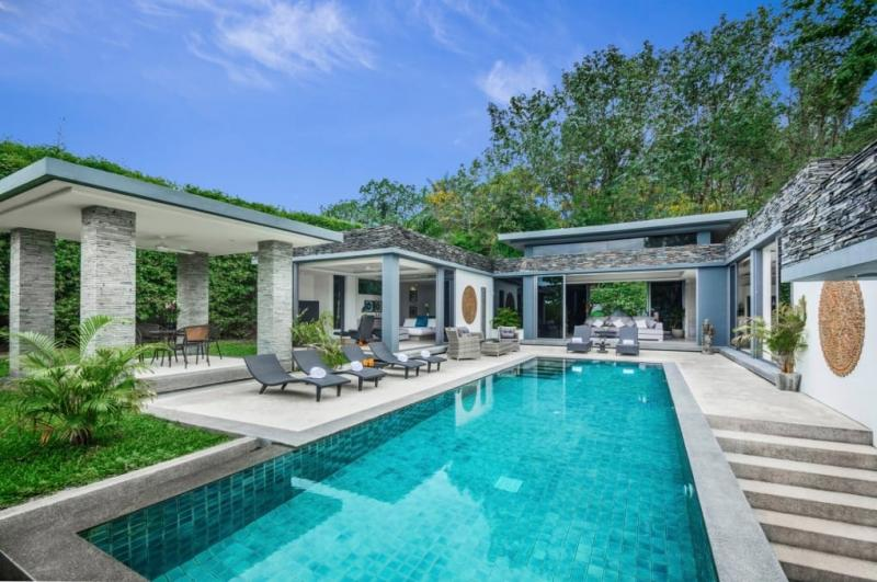 Picture New luxury pool houses for sale in Layan, Phuket