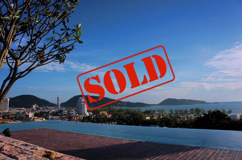 Picture Patong Beach Modern Studio Apartment for Sale at The Unity Residence, Phuket