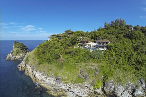 Picture Exclusive and luxury villa for rent in Kamala,Phuket