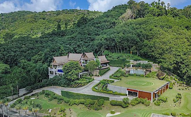 Photo L'une des villas les plus exclusives à la vente chez JFTB immobilier Phuket