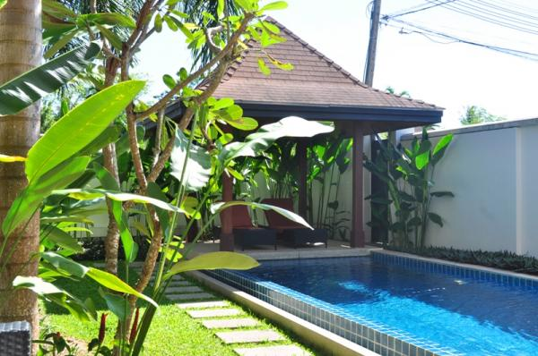Picture Oxygen 3 bedroom pool villa for rent in Nai Harn