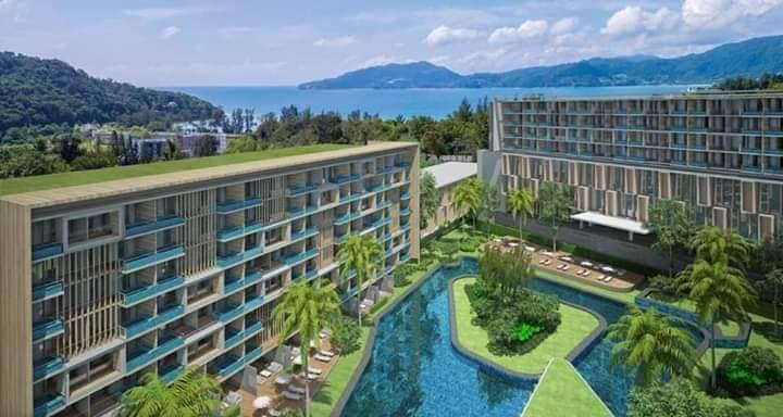 Picture ROI 7 % during 15 years: Brand new condos for sale in Paradise Beach Patong, Phuket