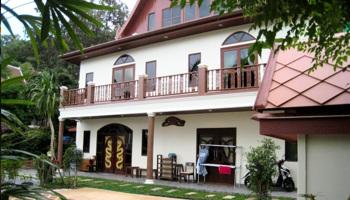 Picture Patong 4 bedroom pool villa with Sea View