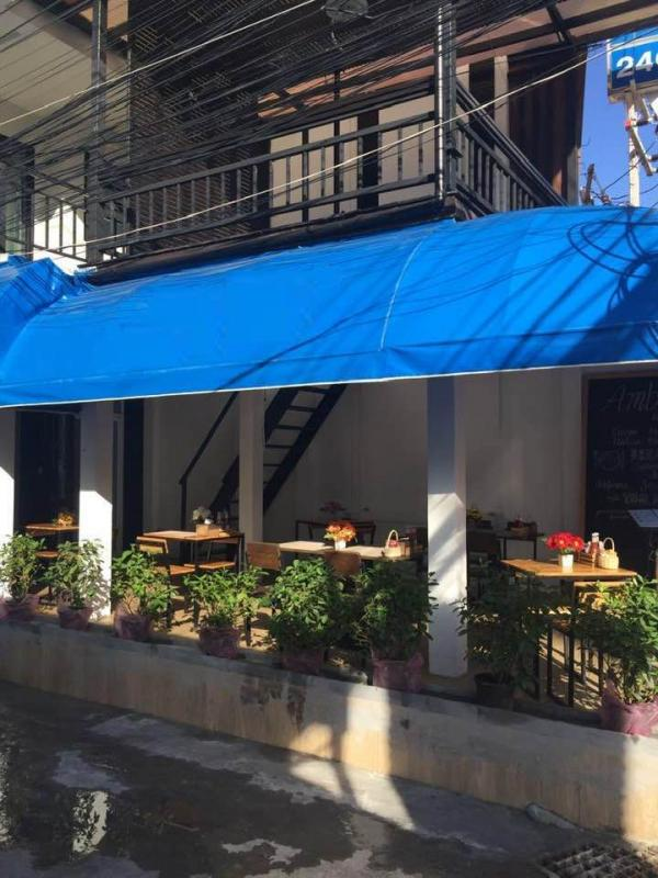 Picture Guest house with 15 rooms and restaurant for lease in Patong Beach
