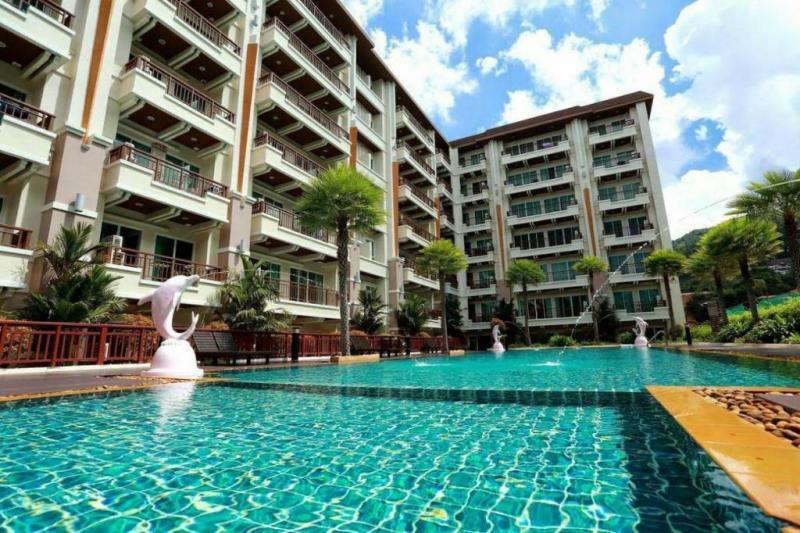Photo Patong Beach Appartement moderne avec 2 chambres à vendre ou à louer