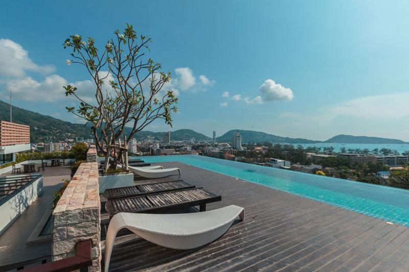 Picture 1 Bedroom Condo for Rent  at The Unity Patong, Patong Beach, Phuket