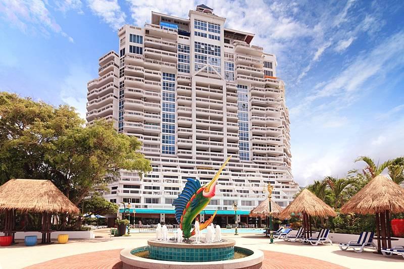 Photo Exclusif Studio Appartement avec vue Mer à vendre à Patong Beach