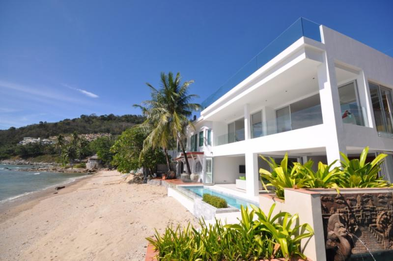 Picture Modern Beachfront Villa for Sale in Patong, Phuket