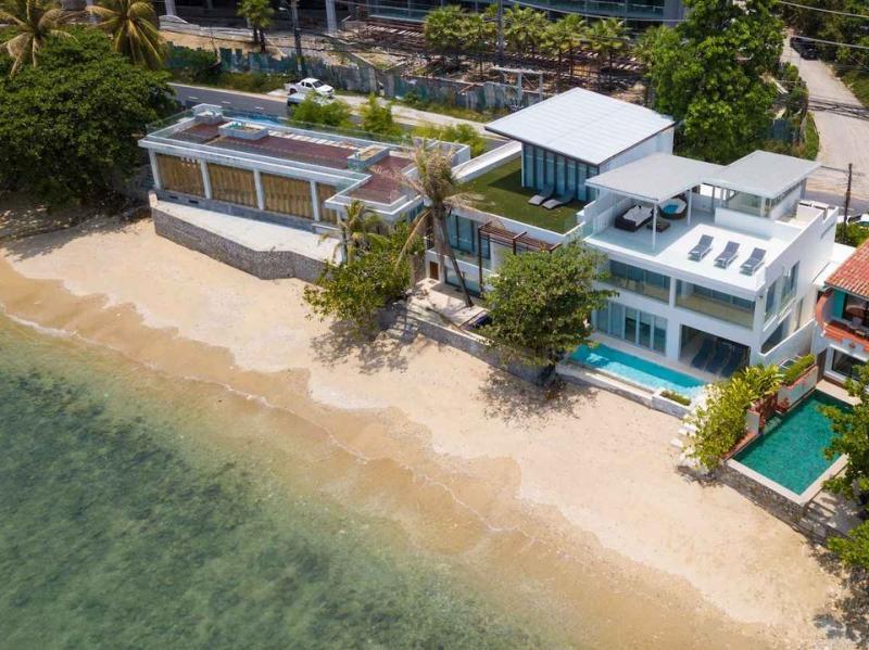 Photo Villa en front de plage à vendre à Patong, Phuket