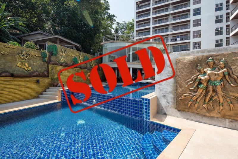 Picture Modern studio apartment ขายในป่าตองเพียง 1,5 ล้านบาท