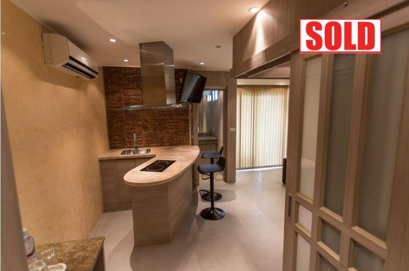 Picture Phuket condo for sale in Patong with 7% rental return