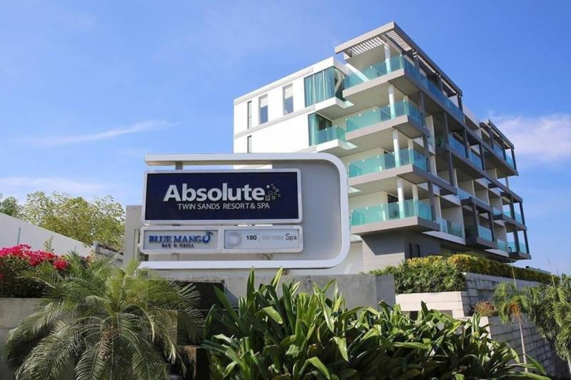 Picture Absolute Twin Sands Resort & Spa Spacious Sea View Condo for Sale