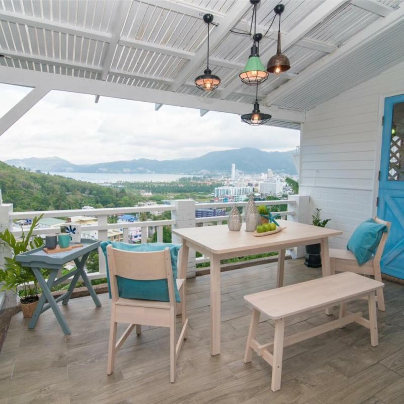Picture Unique Sea View Beach Villa style for Sale in Patong