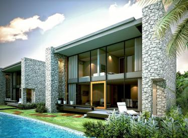 Picture 1 & 2 bedroom pool villa for sale in Kamala, Phuket, Thailand