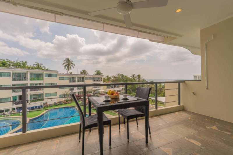Picture Modern and Spacious Sea View Apartment for rent in Karon, Phuket