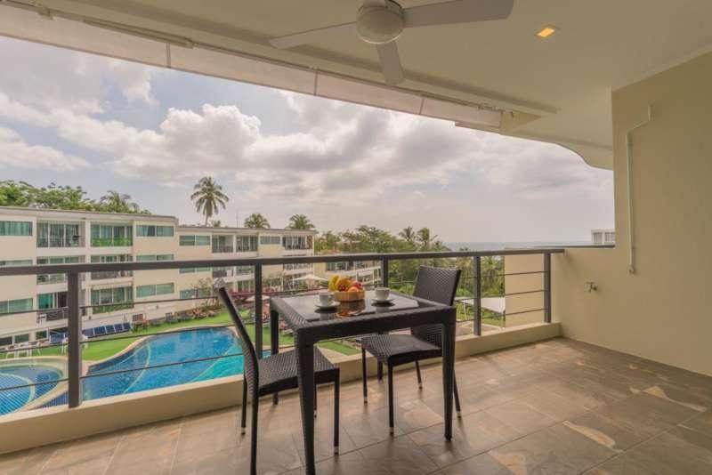 Photo Appartement moderne et spacieux avec vue sur la mer à louer à Karon, Phuket