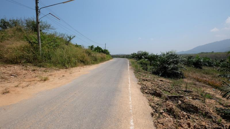 Picture Plot of 12800 m2 for sale in Paklok, Phuket, Thailand with Chanote