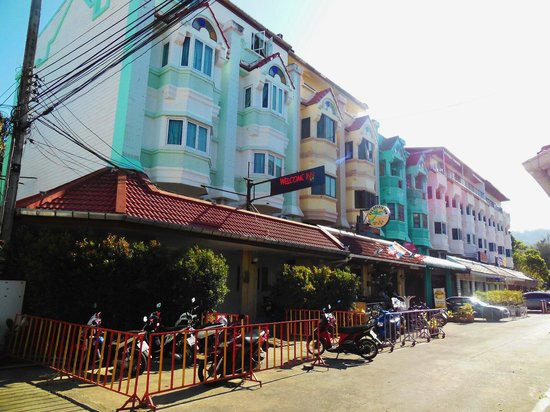 Picture Karon guesthouse for lease or to Sale - Phuket