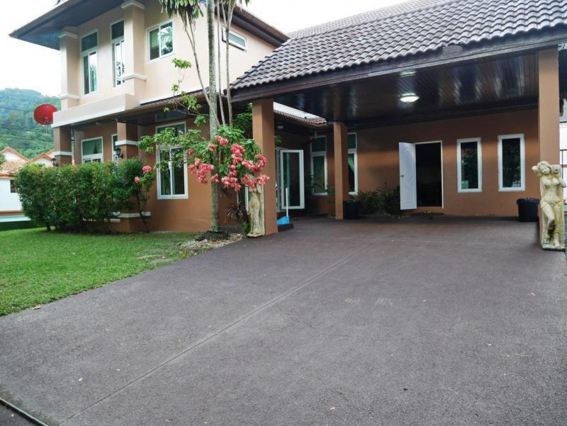 Photo Villa de 4 chambres avec piscine à louer à Kathu, Loch Palm - Phuket