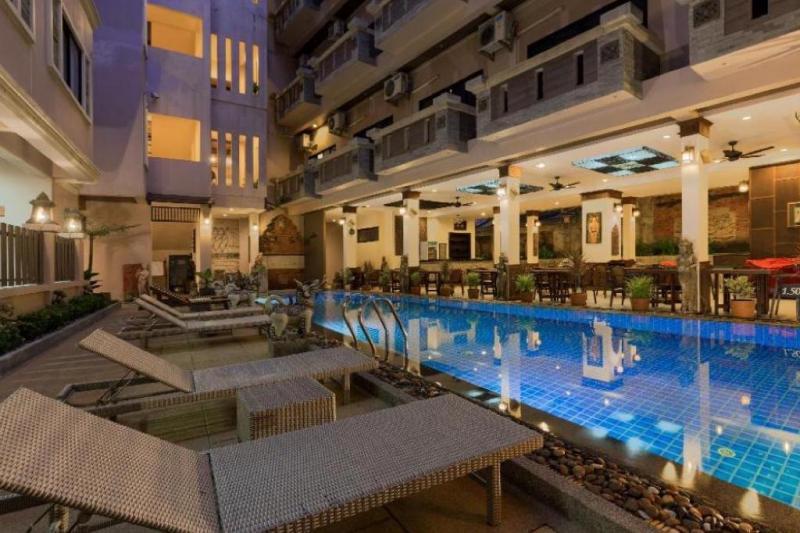 Photo Hotel de 56 chambres avec piscine à louer à Patong