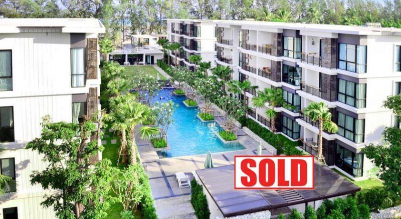 Photo Studios à vendre à Rawai, Phuket en pleine propriété avec un prix imbattable