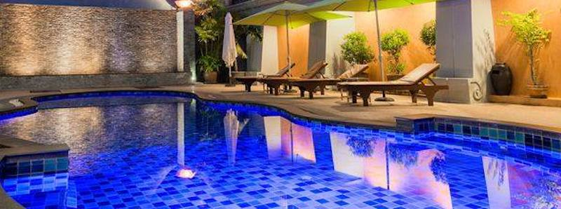 Picture Hotel with pool for rent in Patong prime location